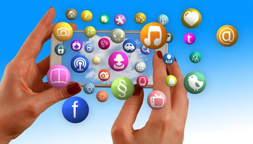 los jóvenes y las redes sociales